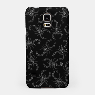 Thumbnail image of Scorpion Swarm II Samsung Case, Live Heroes