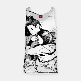Thumbnail image of Peter kavinsky and lara jean Tank Top, Live Heroes