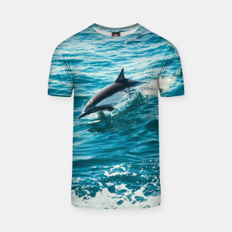 Thumbnail image of The Flipper T-shirt, Live Heroes