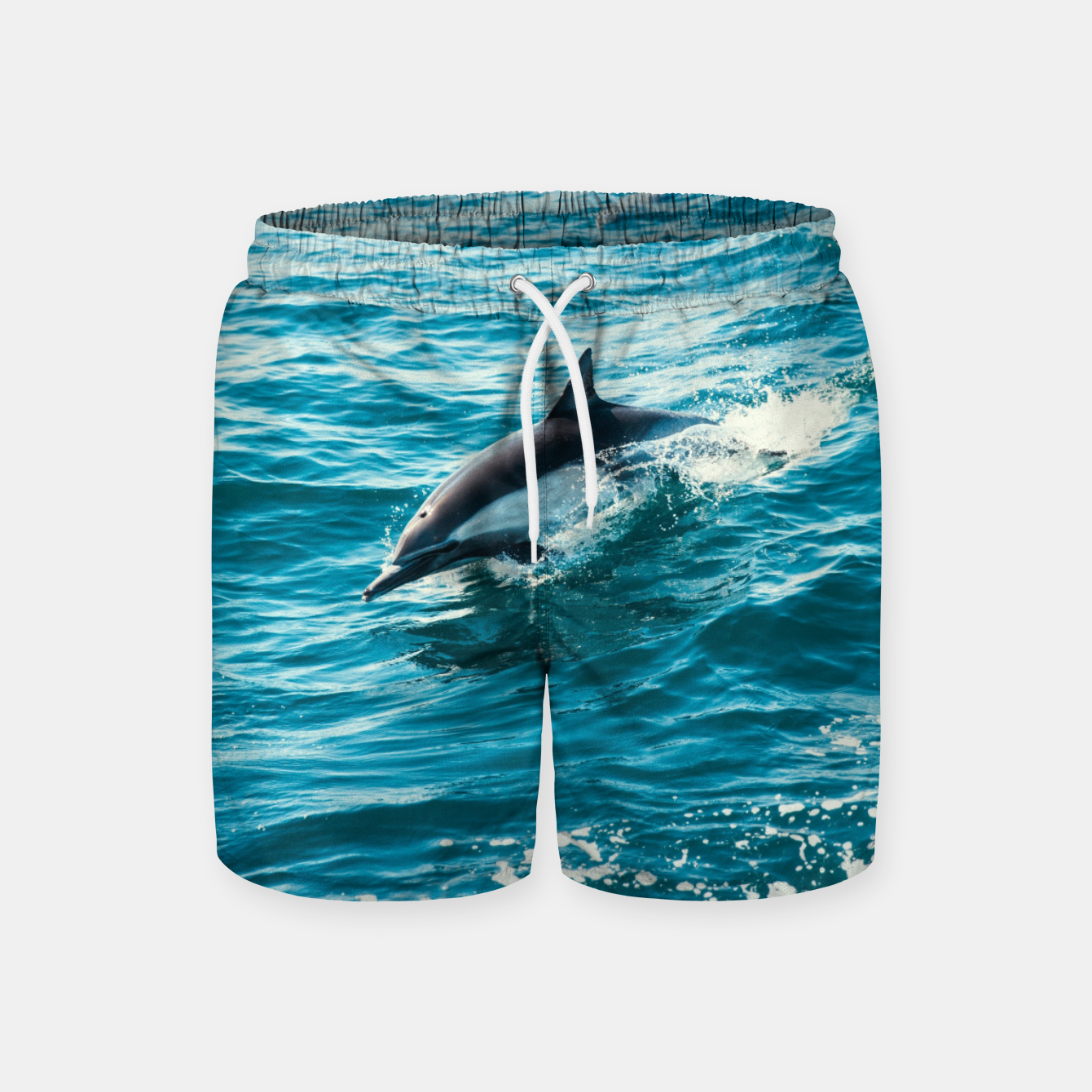 Image of The Flipper Swim Shorts - Live Heroes