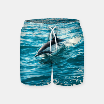 Thumbnail image of The Flipper Swim Shorts, Live Heroes
