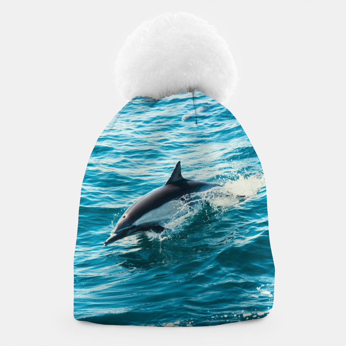 Image of The Flipper Beanie - Live Heroes