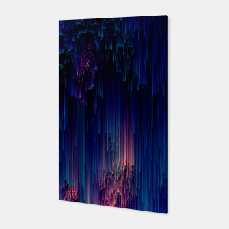 Thumbnail image of Glitch of Fantasy - Abstract Glitchy Pixel Art Canvas, Live Heroes