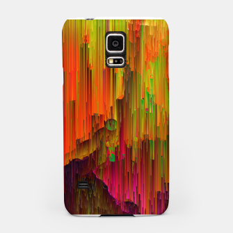 Thumbnail image of Radioactive - Abstract Glitchy Pixel Art Samsung Case, Live Heroes