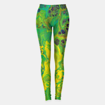 Miniatur Hazy Window Leggings, Live Heroes