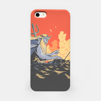 Thumbnail image of Poseidon programming iPhone Case, Live Heroes