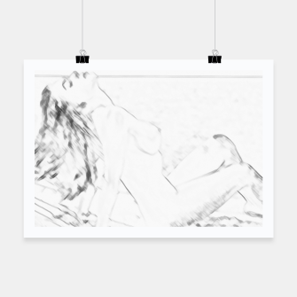 Miniaturka Sketching Drawing Digital Naked Nude Sexy amyrogers, Live Heroes