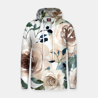 Thumbnail image of Sweet flowering Sudadera con capucha de algodón, Live Heroes
