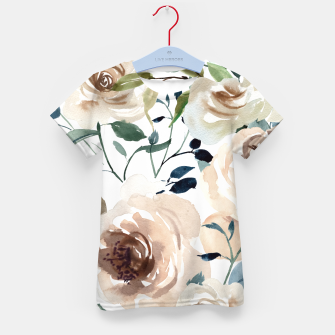 Thumbnail image of Sweet flowering Camiseta para niños, Live Heroes
