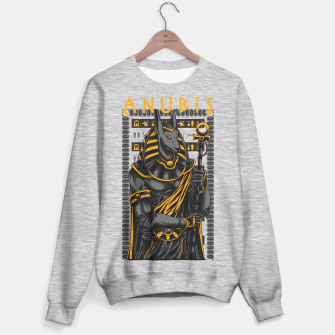 Thumbnail image of Anubis Warrior Sweater regular, Live Heroes
