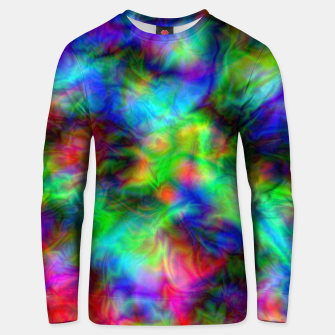 Miniatur Abstract Psychedelia - Cotton sweater, Live Heroes
