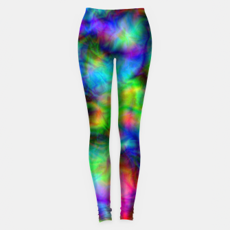 Miniatur Abstract Psychedelia - Leggings, Live Heroes