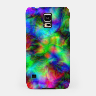 Miniatur Abstract Psychedelia - Samsung Case, Live Heroes