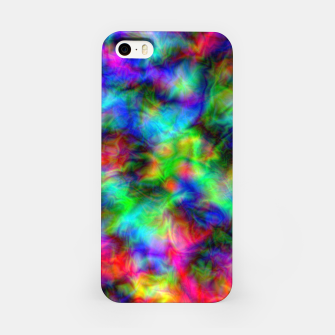Miniatur Abstract Psychedelia - iPhone Case, Live Heroes