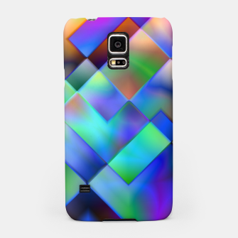 Miniatur Geometric Psychedelia - Samsung Case, Live Heroes