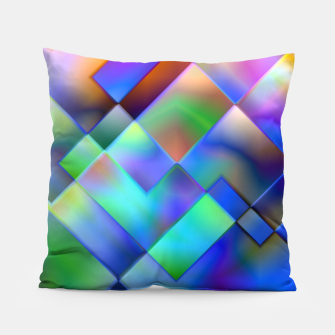 Miniatur Geometric Psychedelia - Pillow, Live Heroes
