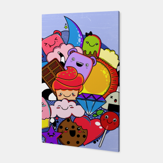 Miniature de image de Kawaii Canvas, Live Heroes