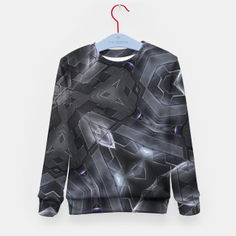 Thumbnail image of Trilicorian Kid's sweater, Live Heroes