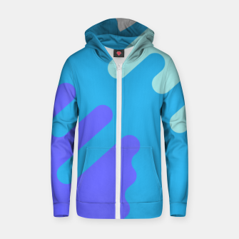 Thumbnail image of Mother Earth zip up hoodie, Live Heroes