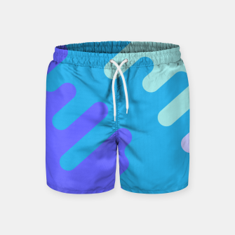 Thumbnail image of Mother Earth swim shorts, Live Heroes