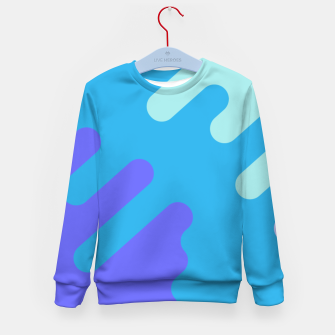 Thumbnail image of Mother Earth Kid's sweater, Live Heroes