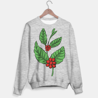 Thumbnail image of Coffee Plant Sweater regular, Live Heroes