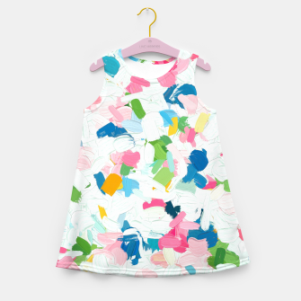 Thumbnail image of Meadow v2 Girl's summer dress, Live Heroes