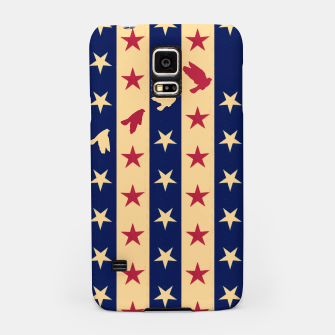 Thumbnail image of Stripes of Hope Samsung Case, Live Heroes