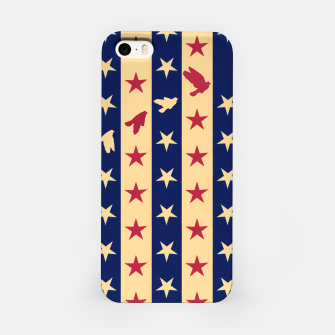 Thumbnail image of Stripes of Hope iPhone Case, Live Heroes