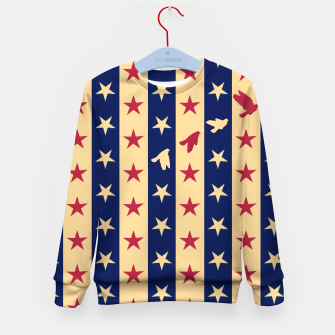 Thumbnail image of Stripes of Hope Kid's sweater, Live Heroes