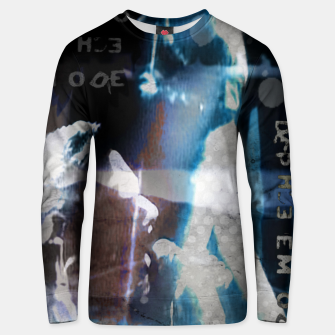 Thumbnail image of Depeche Mode collage Cotton sweater, Live Heroes