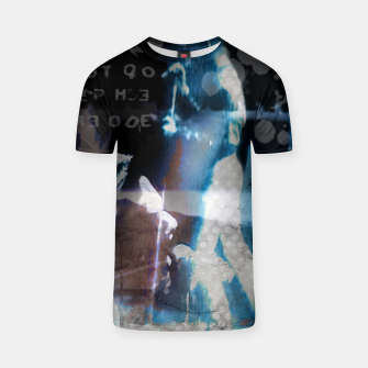 Miniatur Depeche Mode collage T-shirt, Live Heroes