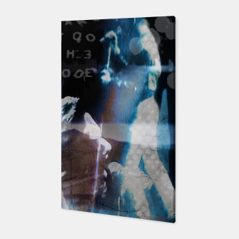 Miniatur Depeche Mode collage Canvas, Live Heroes