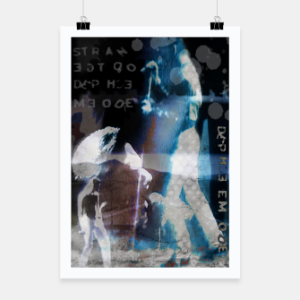 Miniatur Depeche Mode collage Poster, Live Heroes