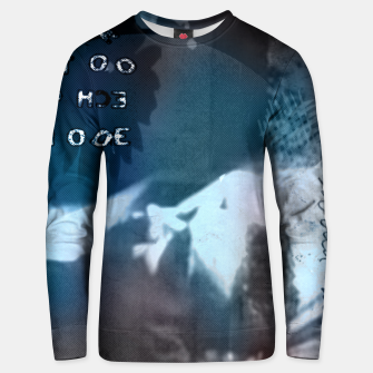Miniatur Dave Gahan collage Cotton sweater, Live Heroes