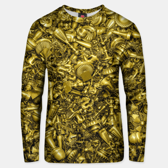 Thumbnail image of King's Ransom Cotton sweater, Live Heroes