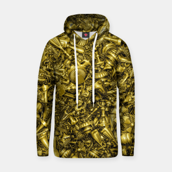 Thumbnail image of King's Ransom Cotton hoodie, Live Heroes