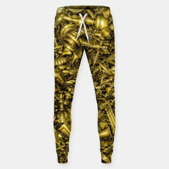 Thumbnail image of King's Ransom Cotton sweatpants, Live Heroes