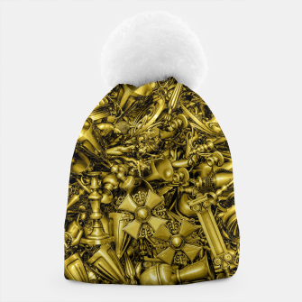 Thumbnail image of King's Ransom Beanie, Live Heroes