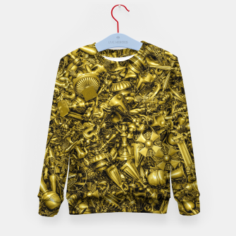 Thumbnail image of King's Ransom Kid's sweater, Live Heroes