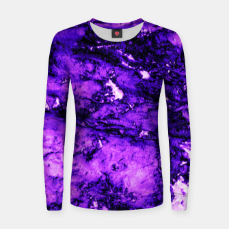 Miniaturka tERRAFORM Violet Woman cotton sweater, Live Heroes