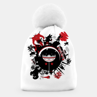 Miniatur Circle of Dragon Gorro, Live Heroes