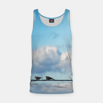 Thumbnail image of Birds Tank Top, Live Heroes