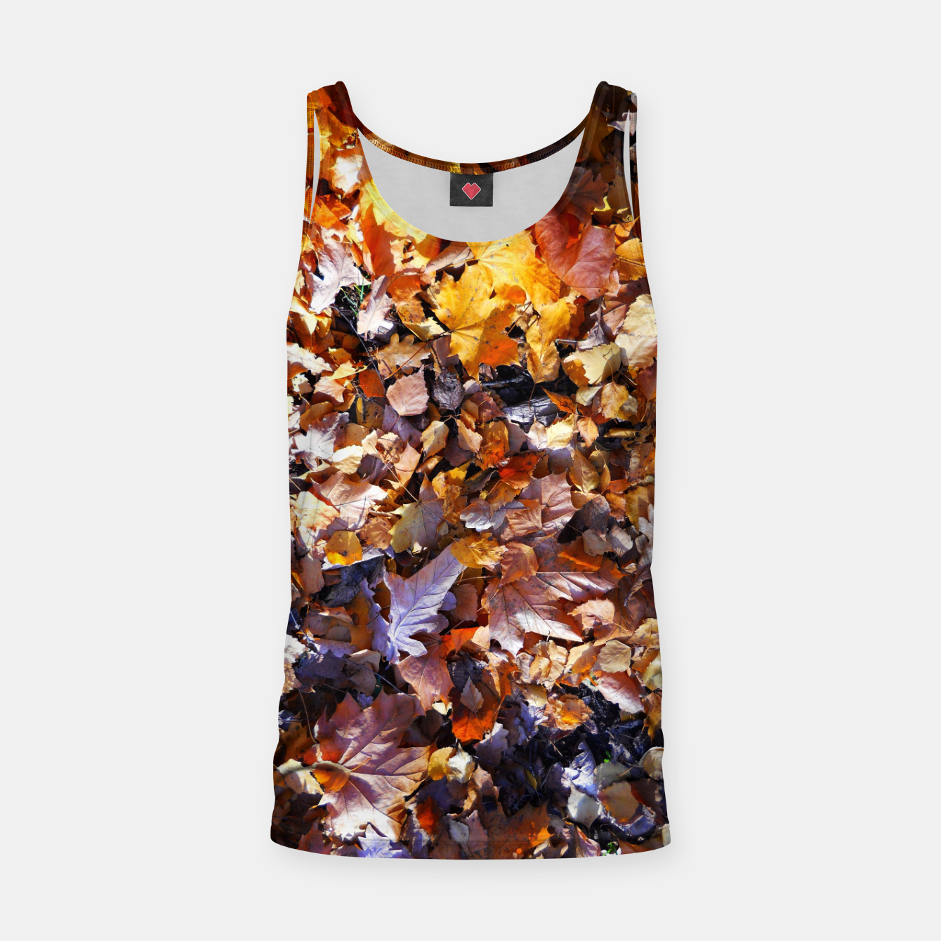 Zdjęcie cOLOURS oF aUTUMN Tank Top - Live Heroes