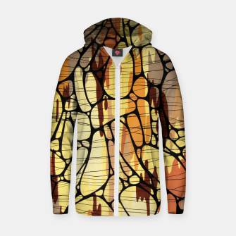 Thumbnail image of FPCC1 Cotton zip up hoodie, Live Heroes