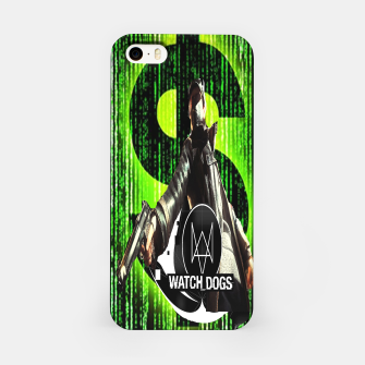 Thumbnail image of WATCH DOGS VS MATRIX 3D iPhone Case, Live Heroes