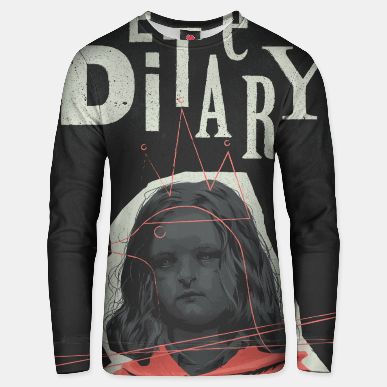 Image of hereditary Cotton sweater - Live Heroes