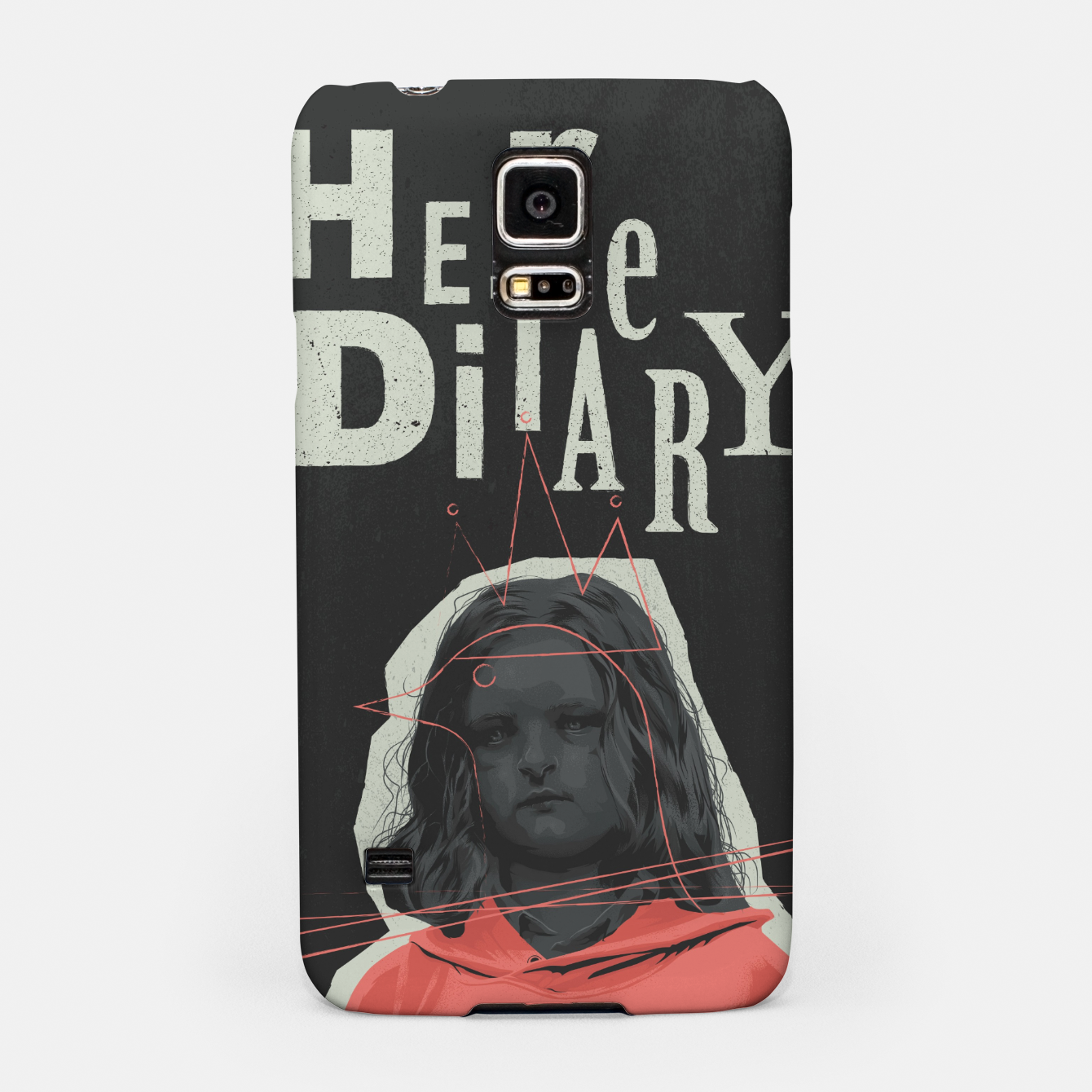 Image of hereditary Samsung Case - Live Heroes