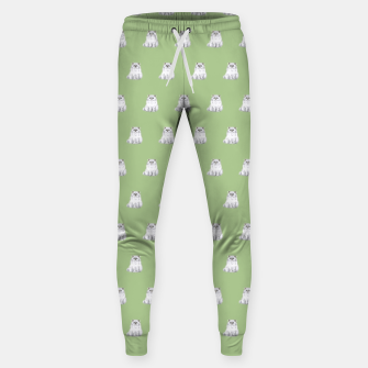 Thumbnail image of Persian cats pattern Cotton sweatpants, Live Heroes