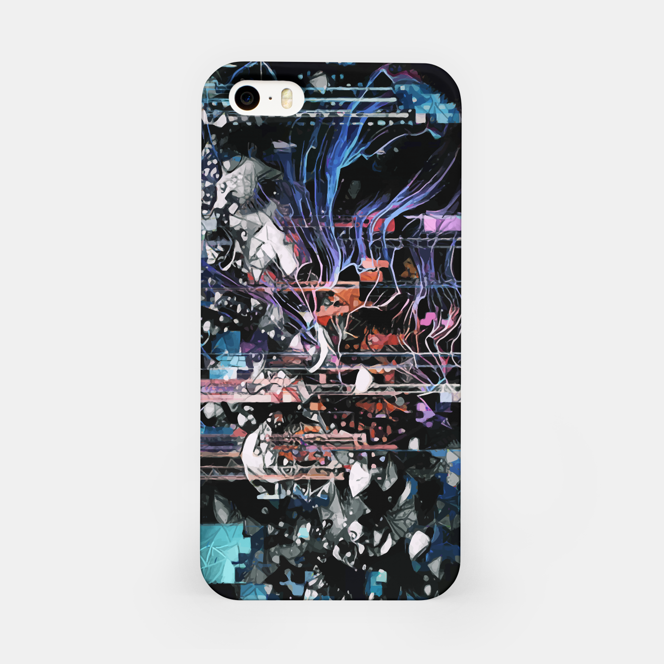 Image of Astronaut Apart iPhone Case - Live Heroes